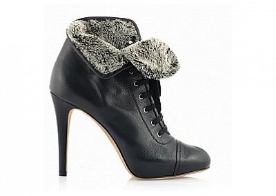 Модная зимняя обувь 2011