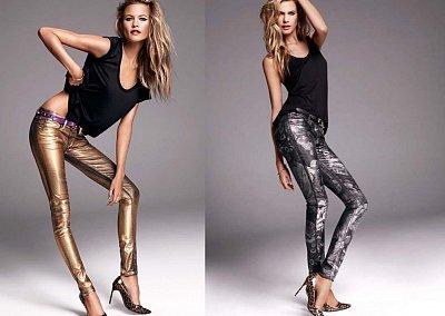 Модные джинсы осень 2013