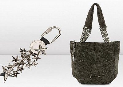 Модные сумки и аксессуары от Jimmy Choo осень-зима 2010-2011