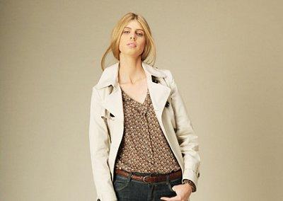 Молодежная мода осень 2011 от Promod