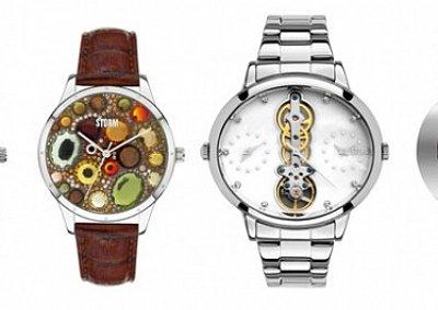 Новая коллекция часов Storm London