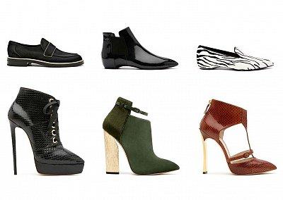 Обувь Casadei осень-зима 2013-2014