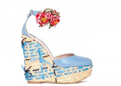 Обувь D&G весна-лето 2011