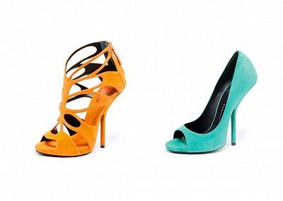 Обувь Giuseppe Zanotti весна-лето 2013