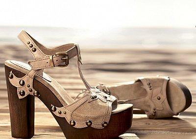 Обувь и аксессуары TJ Collection весна-лето 2011