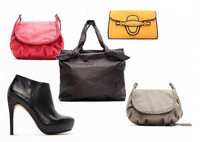 Обувь и сумки Mango осень-зима 2011-2012