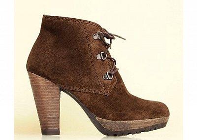Обувь MANGO  осень-зима 2010-2011