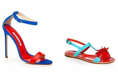 Обувь Manolo Blahnik весна-лето 2014