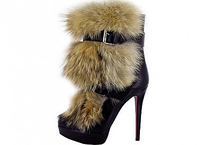 Обувь от Christian Louboutin осень- зима 2010-2011