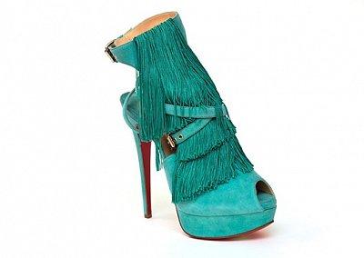 Обувь от Christian Louboutin весна-лето 2011