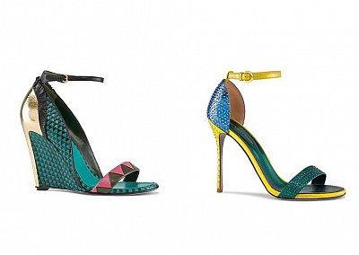 Обувь Sergio Rossi весна-лето 2013