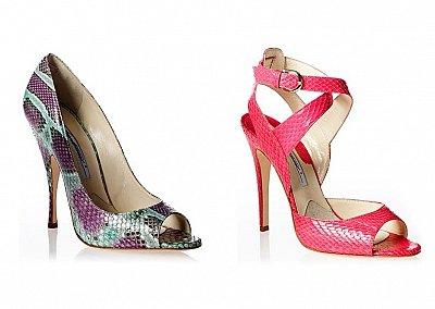 Обувь Brian Atwood весна-лето 2013
