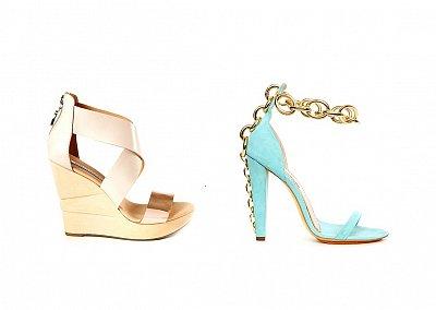 Обувь весна-лето 2013 от Diane von Furstenberg
