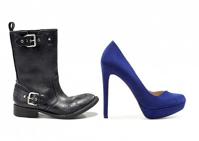 Обувь Zara осень-зима 2012-2013