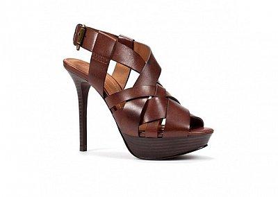 Обувь Zara весна-лето 2011