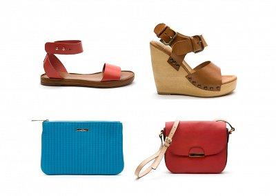 Сумки и обувь Mango TOUCH весна-лето 2012