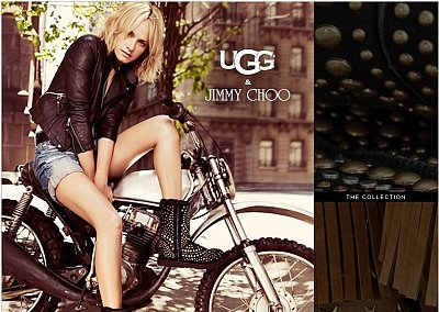 Угги от Jimmy Choo и UGG Australia