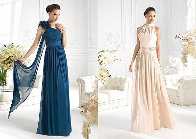 Вечерние платья 2013 от La Sposa