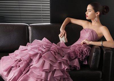 Вечерние платья Rosa Clara осень-зима 2012-2013