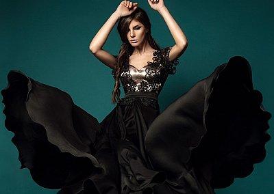 Вечерние платья Cristallini 2013