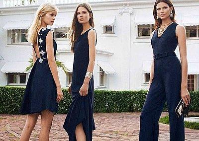 Женская одежда Tory Burch весна 2014