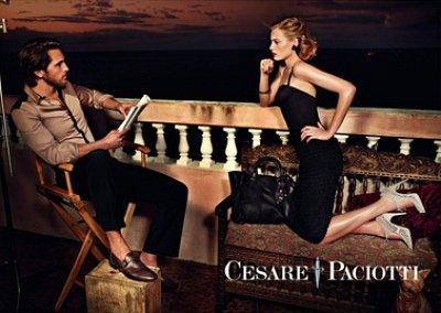 Аксессуары Cesare Paciotti весна-лето 2011