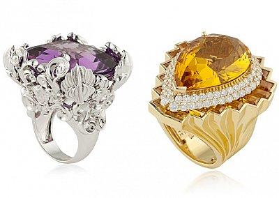 Дебютная коллекция ювелирных украшений Versace