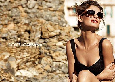 Коллекция очков Dolce&Gabbana весна-лето 2012