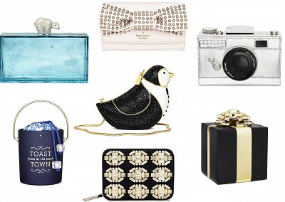 Коллекция сумок Kate Spade New York Holiday 2015