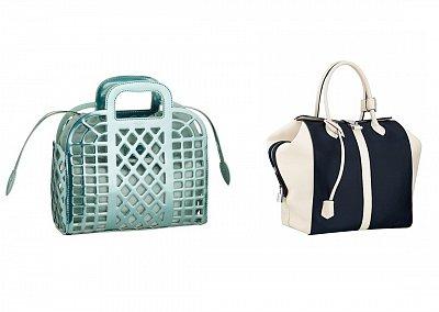 Коллекция сумок Louis Vuitton Весна-лето 2012