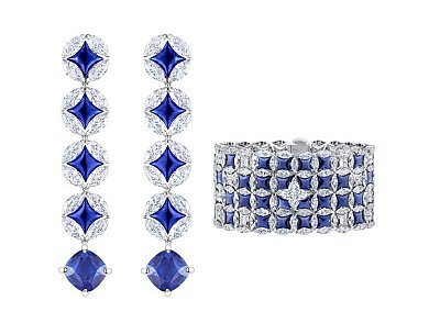 Коллекция ювелирных украшений Louis Vuitton