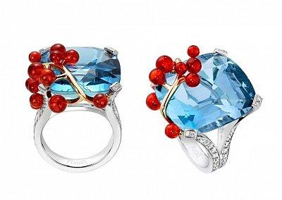 Коллекция ювелирных украшений Piaget 2013