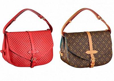 Круизная коллекция сумок Louis Vuitton весна-лето 2012