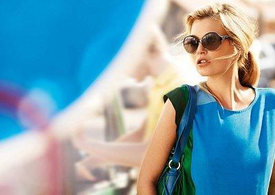 Модные очки весна-лето 2012 от Vogue Eyewear