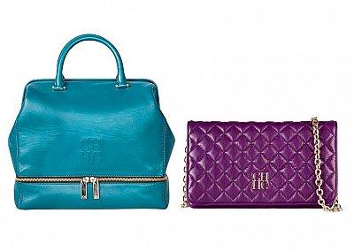 Модные сумки Carolina Herrera осень-зима 2012-2013