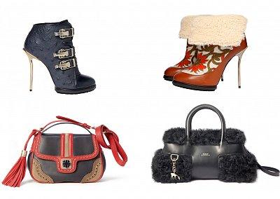 Обувь и сумки Bally осень-зима 2011-2012