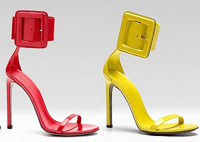 Обувь и сумки Gucci весна-лето 2013