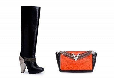 Обувь и сумки Versace осень-зима 2012-2013