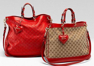 Подарки на День Святого Валентина от Gucci