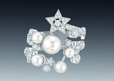 Ювелирные украшения Les Cometes de Chanel