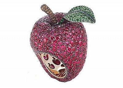 Сказочная коллекция ювелирных украшений Chopard