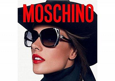 Солнцезащитные очки Moschino весна-лето 2011