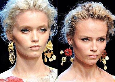 Украшения весна-лето 2012 от Dolce & Gabbana