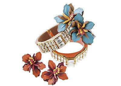Ювелирные украшения Prada весна-лето 2014