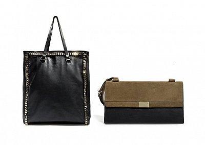 Женские сумки Zara осень-зима 2012-2013