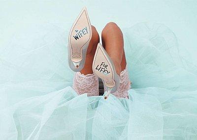 Свадебная обувь Sophia Webster