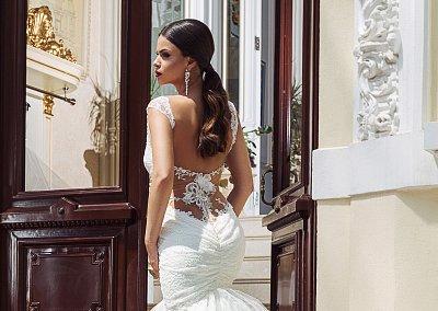 Коллекция свадебных платьев Cristallini 2016