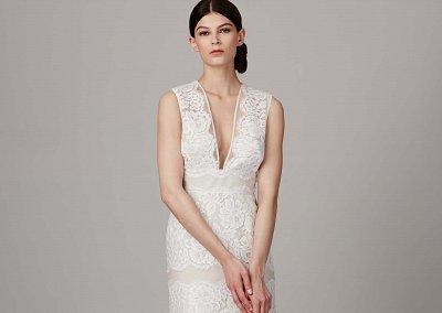 Коллекция свадебных платьев Lela Rose весна 2017