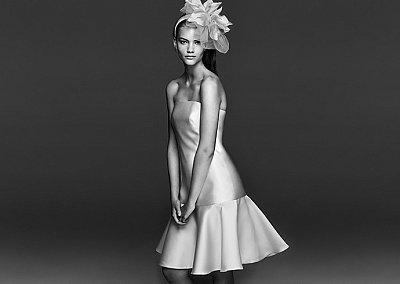 Коллекция свадебных платьев Max Mara осень-зима 2016-2017