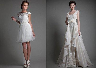 Коллекция свадебных платьев Tony Ward 2013